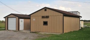 EDON VILLAGE WATER PLANT … While the final loan payment on the Edon Village Water Department facility was made in June 2010, Board of Public Affairs continue to explore options for much-needed upgrades.