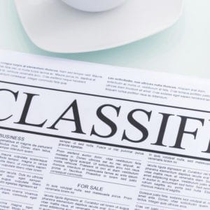 Classified Archives - The Village Reporter